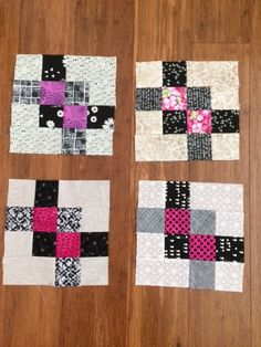 : Some Scrappy Progress Quilting is more fun than Housework.: Oh Scrap! : Some Scrappy ProgressQuilting is more fun than Housework.: Oh Scrap! : Some Scrappy Progress Scrappy Quilt Patterns, Beginner Quilt Patterns, Scrappy Quilts, Easy Quilts, Quilt Blocks, Borders For Quilts, 16 Patch Quilt, Wool Quilts, Quilting Tips