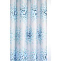 Highland Dunes Altieri Splash Textile Shower Curtain