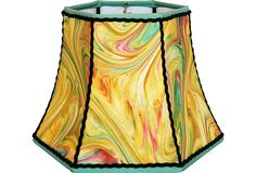 Marbled Lampshade