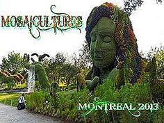 Mosaïcultures de Montréal 2013