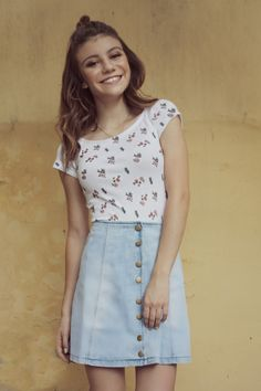G Hannelius Launches Fashion Collection with The Style Club | Cambio
