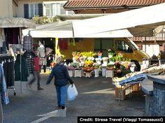 Stresa+and+Lake+Maggiore+-+Local+market