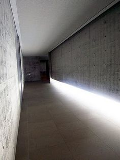 Tadao Ando in action by Telstar Logistics, Concrete Architecture, Light Architecture, Amazing Architecture, Architecture Details, Tadao Ando, Gallery Lighting, Lights Fantastic, Minimalist Architecture, Space Interiors