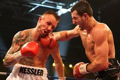 Expect Carl Froch to knockout Mikkel Kessler within 10 rounds this afternoon