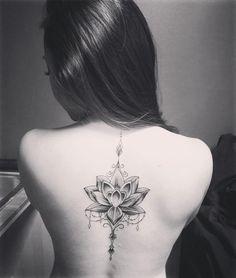 23+ Spine Tattoo Designs, Ideas | Design Trends