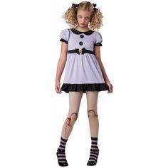 creepy doll halloween costume idea asos fashion finder months october pinterest creepy doll halloween costume fashion finder and asos fashion