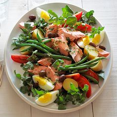 Add seafood to your salad - How to Boost Your Metabolism Right Now - Health Mobile