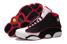 Women\u0026#39;s Air Jordan Retro 13 AJ13 Jordan 13 Basketball Shoes 3D Eye AAA Black Red|only US$120.00 - follow me to pick up couopons.