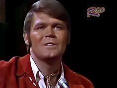 "Glen Campbell ~ ""Wichita Lineman"", # 3 in 1968."