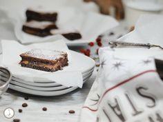 Brownies mit Dulce de Leche