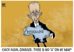 NOT UKRAINE  MYKRAINE -  Randy Bish for the Pittsburgh Tribune-Review