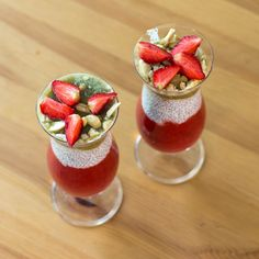 Szybki i łatwy pudding chia - fit deser - dr Lifestyle