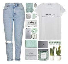 """""""Go on and light a cigarette, set a fire in my head."""" by queen-of-clarity ❤ liked on Polyvore featuring beautyblender, MANGO, Topshop, Dansk, Threshold, Dogeared, H&M, Accessorize, CASSETTE and Karlsson"""