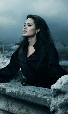Angelina-Jolie. Laura Croft, Original Sin, Salt, Mr Smith, Girl Interrupted. She is stunning.