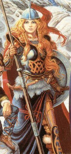 Laurana - Dragonlance #dragonlance #laurana