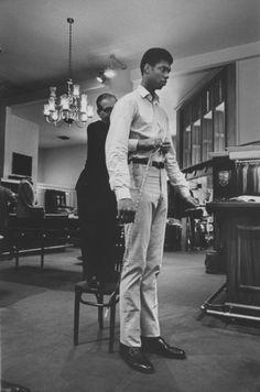 1967 - Kareem Abdu-Jabbar (A.K.A Lew Alcindor)
