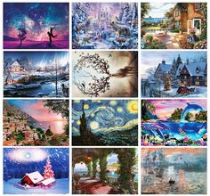 1000 Pcs/set DIY Famous Painting Adult Jigsaw Puzzle Creativity Imagine Toys Landscape Cartoon  Price: 41.99 & FREE Shipping #computers #shopping #electronics #home #garden #LED #mobiles #rc #security #toys #bargain #coolstuff |#headphones #bluetooth #gifts #xmas #happybirthday #fun Countries Around The World, Natural Disasters, Bambam, Jigsaw Puzzles, Happy Birthday, Creativity, Cartoon, Landscape, Cool Stuff