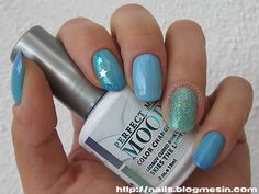 LeChat Perfect Match MOOD – Skies The Limit and EzFlow - Magic & Mischief by nails.blogmesin.com