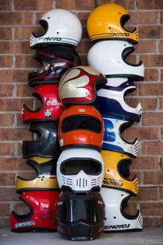 jaymacphotography:   My vintage helmet...