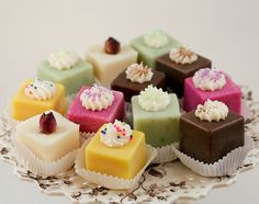 Soap Bon-Bons by MorganStreet