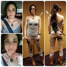 Lara Croft From Rise of the Tomb Raider costume