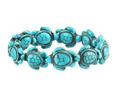Turquoise #Turtle Bracelet