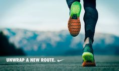 find a new route to run