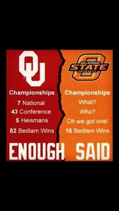 Need more proof? #SOONERS