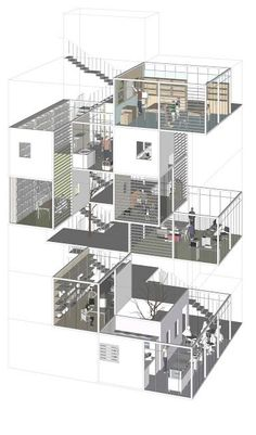 Interesting Find A Career In Architecture Ideas. Admirable Find A Career In Architecture Ideas. Architecture Design, Architecture Collage, Architecture Board, Architecture Graphics, Architecture Drawings, Concept Architecture, Building Design, Urban Design, Design Process