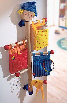 Kids loft bed (boys) - MATTI - HABA