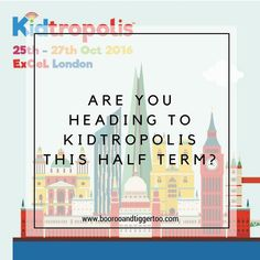 If youre looking for a fabulous time with your children this October half term full of awesome fun interactive challenges and exciting new experiences  then look no further than Kidtropolis!  #ukexplore. See full details #ontheblog