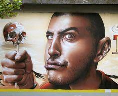 32 realistic Street Art creations by SMUG | Ufunk.net