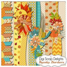 50% OFF TODAY Thanksgiving Bundle Save 50 by DigiScrapDelights  #Scrapbooking #Fall #Autumn #Scrapbookingkits #DigiScrapDelights #ClipArt #Harvest #DigitalPapers #Pumpkins #Turkey #Pilgrims