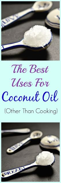 The Best Uses for Coconut Oil (Other than Cooking)