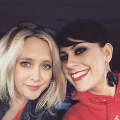 Lauren Wray and Danielle Colby Cushman - American Pickers Cast