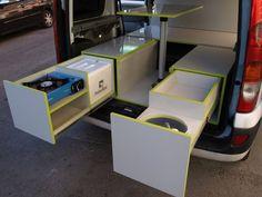 Build A Camper Van, Car Camper, Mini Camper, Mini Bus, Auto Camping, Minivan Camping, Ford Transit Custom Camper, Accessoires Camping Car, Berlingo Camper