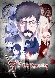 B : The Beginning <---- just finished this today. It was pretty good, but I was really disappointed with the ending. I give it a solid B-.