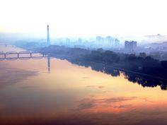 Guess where? it's pyongyang!