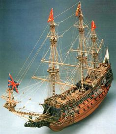 Sovereign of the Seas - Model Ship Kit Sovereign Of The Seas By Mantua Model Ship Kits