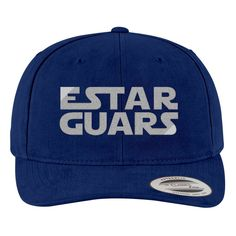 Estar Guars Brushed Cotton Twill Hat