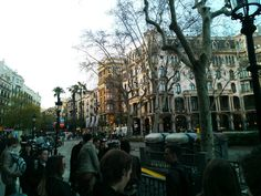 Diagonal - Barcelona, Catalunya