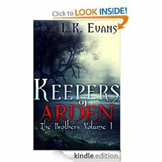 Keepers of Arden (The Brothers Volume 1) has been added to the review list for Jo Michaels 2014!