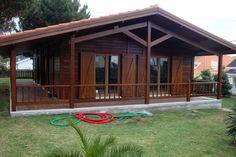 casa de madeira pré fabricada casema - Google Search