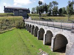 Maubeuge Le Pont Dormant devant la Porte de MONS.