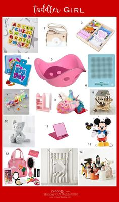 Christmas Gift Guide, best gifts for kids Best Toddler Gifts, Toddler Birthday Gifts, Toddler Girl Gifts, Toddler Fun, Toddler Activities, Toddler Girls, Christmas Gift Guide, Holiday Gifts, Party Themes For Boys