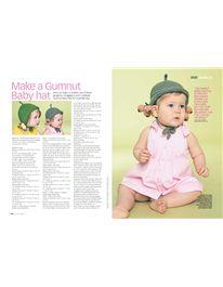 Make a Gumnut Baby hat 9adc20349d3a