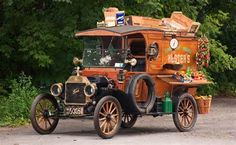 Ford Model T vegetable truck 1914 - Yahoo! Image Search Results