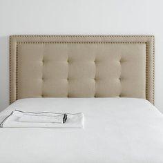 Tête de lit capitonnée, Hampstead