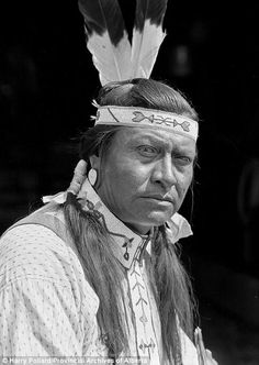 Pollard's work featured a number of individuals from different tribes, including Jim Rabbit of the Kainai Nation
