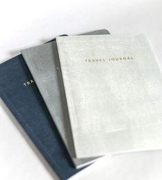Travel Journal Notebook Travelers Notebook Travel by Wayfaren